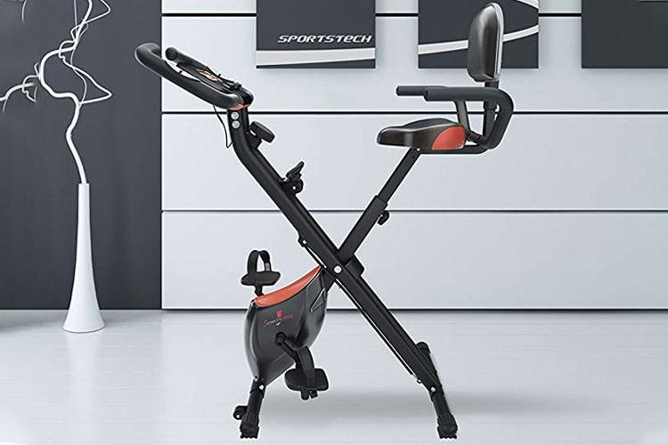 bicicleta-Sportstech-X150