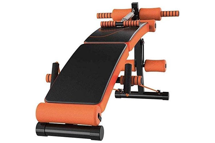 banco de pesas ajustable