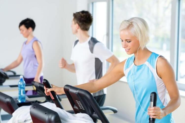 como usar eliptica para bajar peso