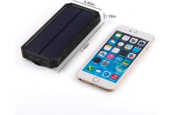 cargador portatil de iphone