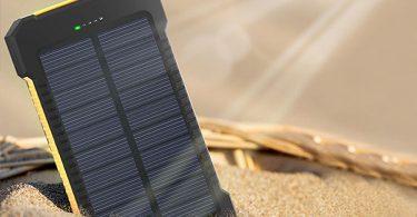 marcas de cargadores solares celulares