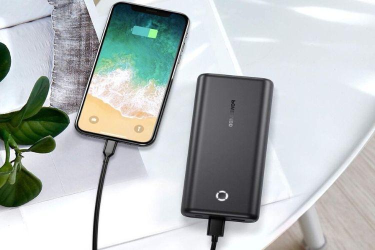 bateria portatil recargable