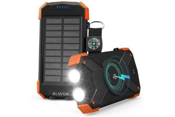 el mejor cargador solar