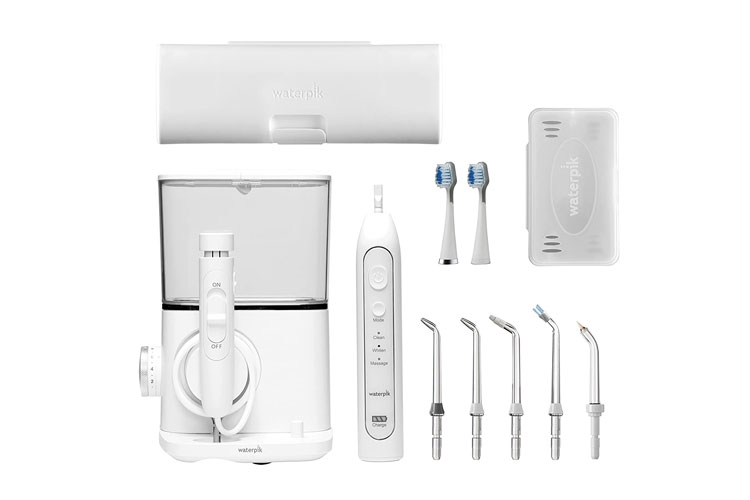 kit inicial de limpieza dental