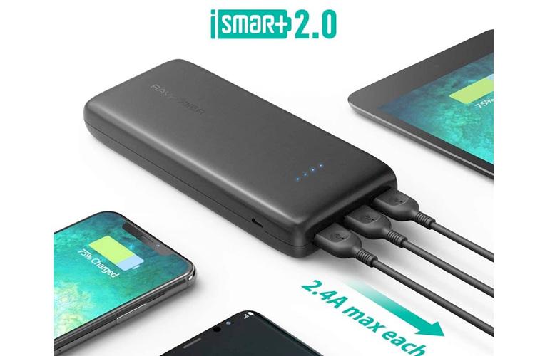 mejores baterias portables para celular