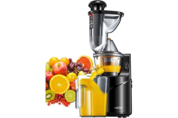 extractor de frutas