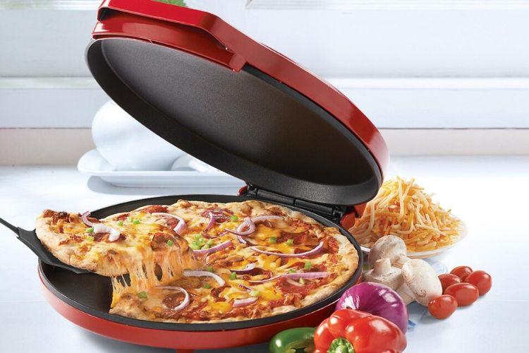 cocinar pizza en horno