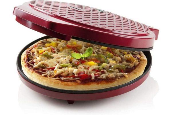 precalentar horno pizza
