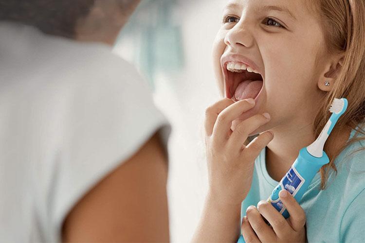 cepillo de dientes a pilas para ninos