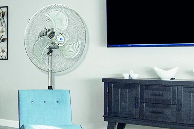 ventilador de pedesatal barato