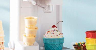 helado casero