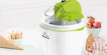 mejores maquinas para hacer helado casero