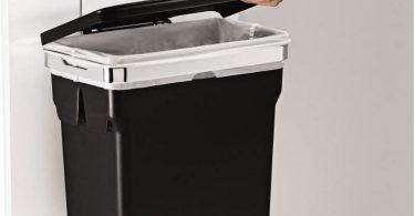 cubos de basura de diseño