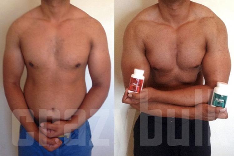 consumir anadrole para ganar musculos
