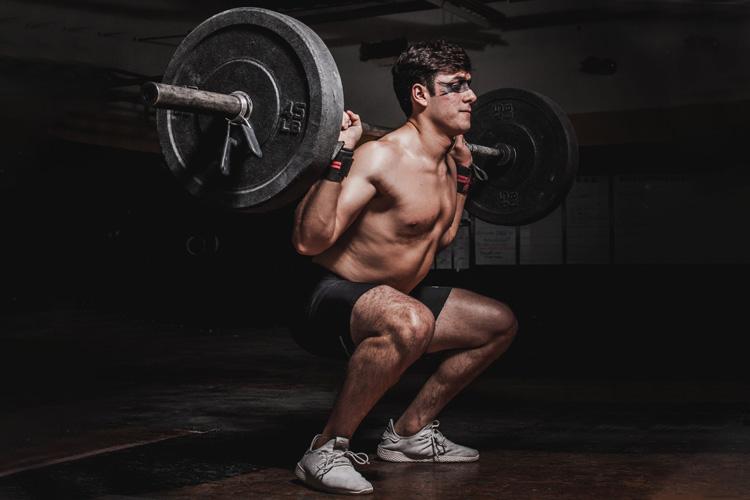ejercicio de fuerza con No2 Max