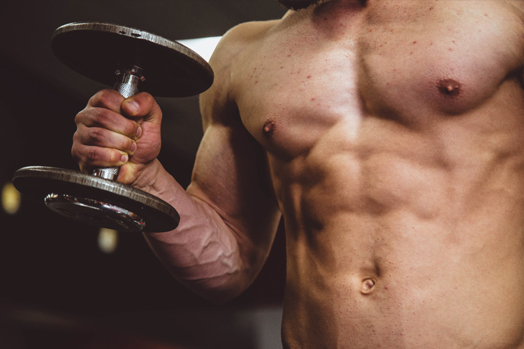 como ganar masa muscular con Anadrole