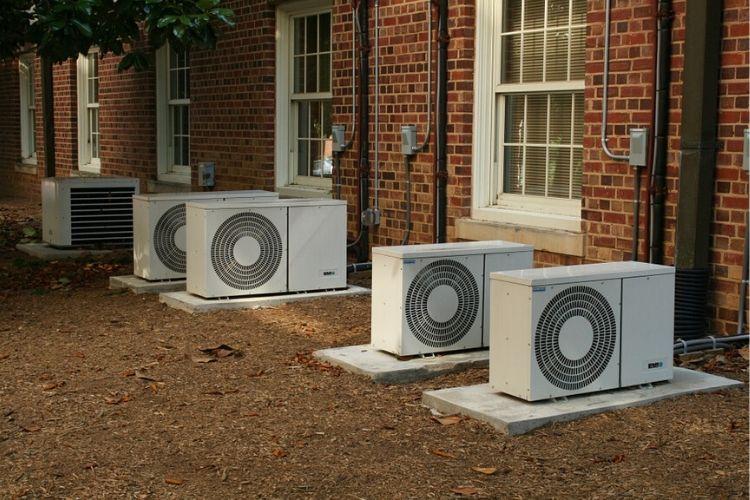 compresores de aires acondicionados