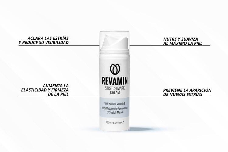 beneficios Revamin Stretch Mark