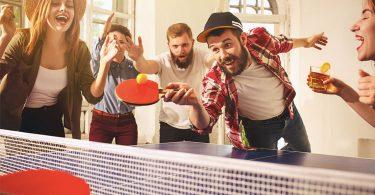 medidas reglamentarias de mesa de ping pong