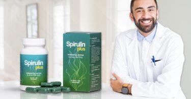 Spirulin Plus suplemento