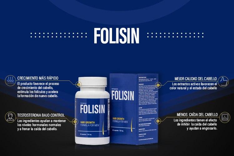 consejos ingredientes del Folisin