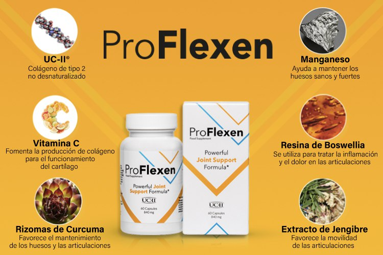 ingredientes del Proflexen