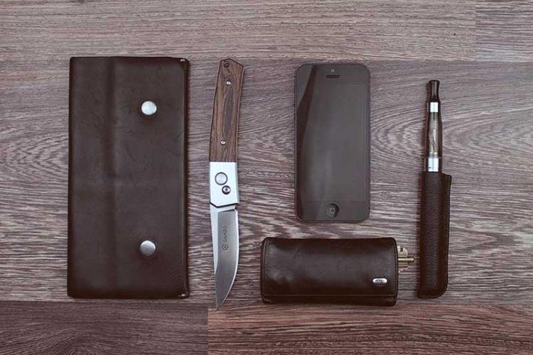 kit de cuchillo