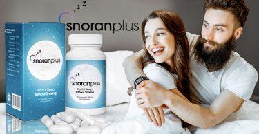 mejora el sueño con Snoran Plus