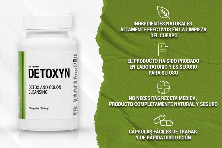 tomar Detoxyn