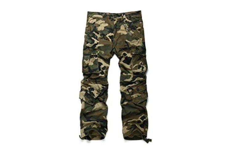 Pantalón militar de Ochenta
