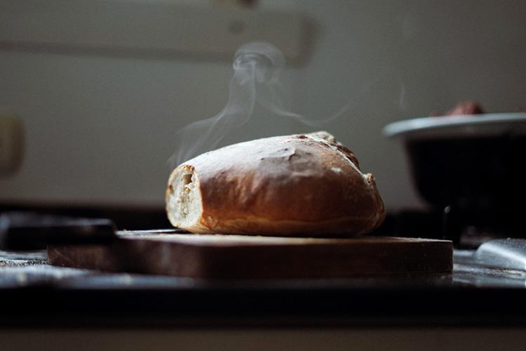 pan casero fácil para novatos