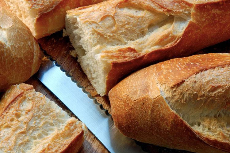 maquína de pan